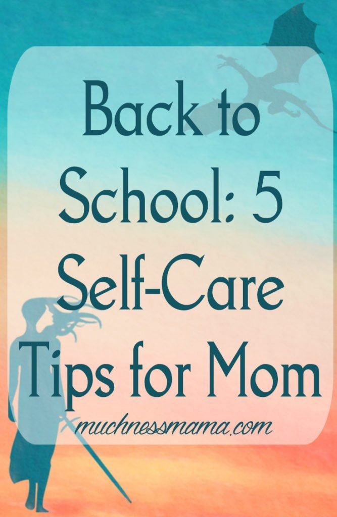 Back to School | Self Care | Motherhood | Surviving back to school | Back to School Shopping | motherhood
