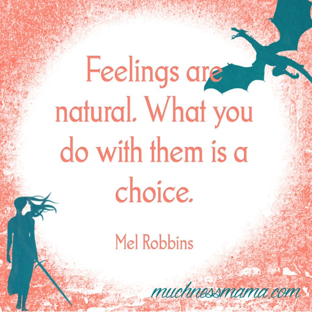 "There are No ""Bad"" Emotions 